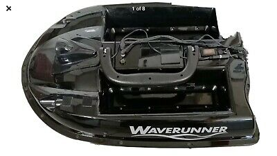 Waverunner Mk3 Bait Boat With Wireless Fishfinder • 675£