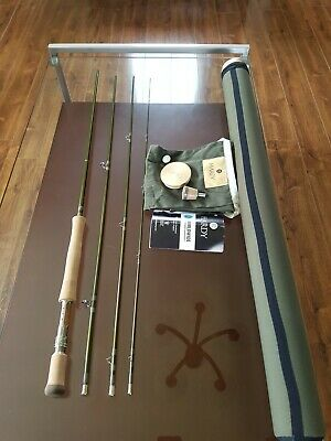 Hardy Marksman Drifter 10ft#6 Used For 2hours Only Bought For Boat Fishing  • 105£