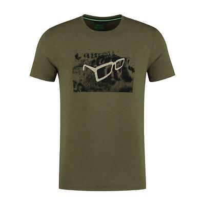 Korda LE Scaley Front Tee / Carp Fishing T-Shirt • 19.99£