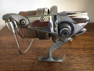 DAIWA CROSSCAST-X5000 SPOD/MARKER FRONT DRAG REEL USED Carp Fishing Set Up Used • 0.99£