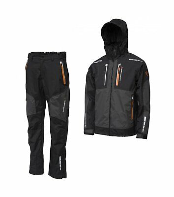 Savage Gear Wp Performance Outdoor Jacket And Trousers 100% Waterproof Sz. S-XXL • 123.11£