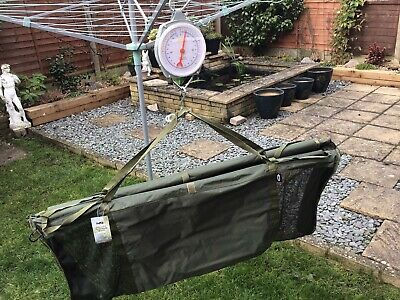 Captur Weighing Floating Sling And Holding System NGT Carp Fishing Tackle • 29.99£