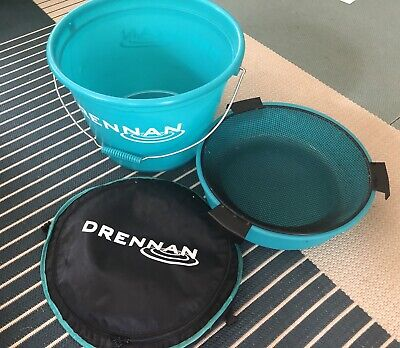 Drennan Bait Bucket Set • 25£