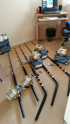 Big Game Rod And Reel Combos • 3,800£