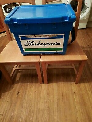 Fishing Box Seat Box Used • 30£