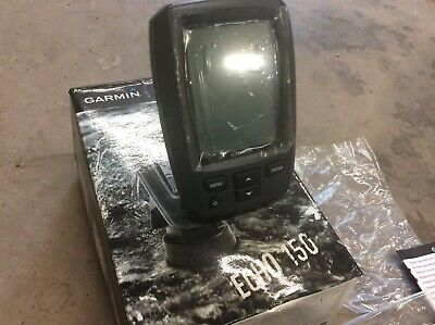 Garmin Echo 150 Dual Beam Fish Finder Head Unit • 65£