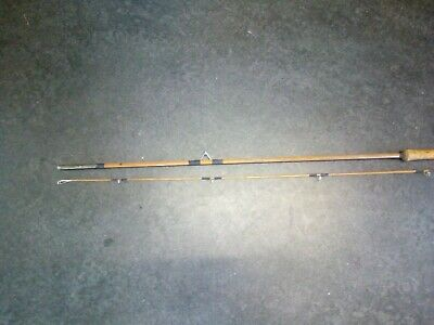 Bruce And  Walker Mk4 Avon Split Cane Rod    • 129£