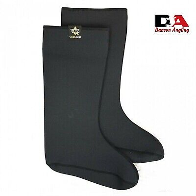 Vass Neoprene Boot And Wader Liners NEW All Sizes Fishing Boot Liners • 17.99£