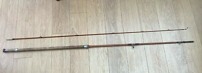 B James Split Cane  Mk1V Carp Fishing Rod Original Condition With Bag  • 105£