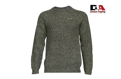 ESP Jumper 2021 Terry Hearn Knitted Jumper New Carp Fishing Clothing Ideal Gift  • 39.99£