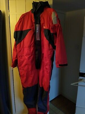 Cosalt Survival Suit, For Fishing Sailing Boating. Size XL • 10.50£