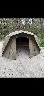 Trakker Tempest Brolly 100t Skull Cap Wrap  Used  Only Once ## • 104£