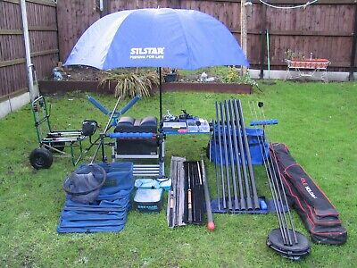 Complete Coarse Fishing Set Up - Pole, Float & Feeder • 425£