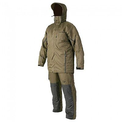 Daiwa Retex Suit 2 Piece Waterproof Thermal Fishing Suit *All Sizes* FREE HAT • 84.99£