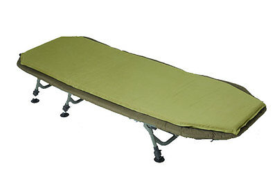 Trakker NEW Inflatable Bed Insulator Underlay To Fit All Size Bedchairs - 217905 • 34.99£