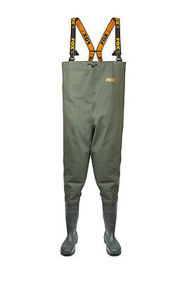 Fox Chest Waders Heavy Duty Fishing NEW *All Sizes* • 69.99£