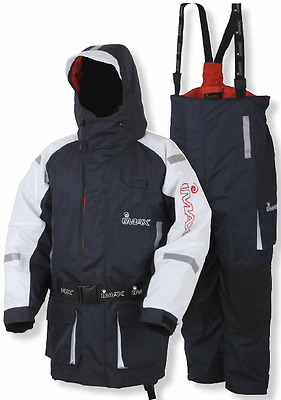IMAX CoastFloat 2 Piece Floatation Suit NEW Sea Fishing Thermal Suit *All Sizes* • 148.49£