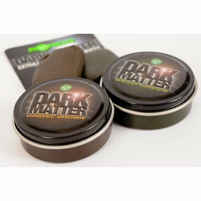 Korda Fishing Dark Matter Tungsten Sinking Rig Putty *Green Or Brown* NEW  • 7.99£