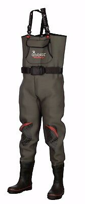 IMAX Challenge Chest Neoprene Wader Cleated / Studs NEW Sea Fishing  *ALL SIZES* • 84.99£
