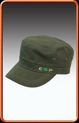 ESP Carp Military Olive Green Baseball Cap NEW Fishing Hat • 10.99£