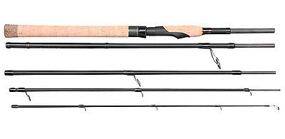 Spro Mobile Stick NEW Lure Fishing Travel Spinning Rod *Complete Range* And Case • 79.99£
