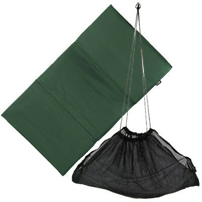 Fishing Weighing Sling And Landing Mat Fishing Carp Set • 13.92£