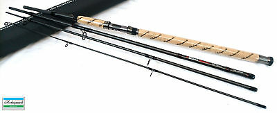 New Shakespeare Sigma Supra Travel Spinning Rod 7ft - 11ft With Cordura Tube • 57.49£
