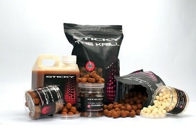 Sticky Baits The Krill Bait *Full Range* NEW Carp Fishing • 15.50£