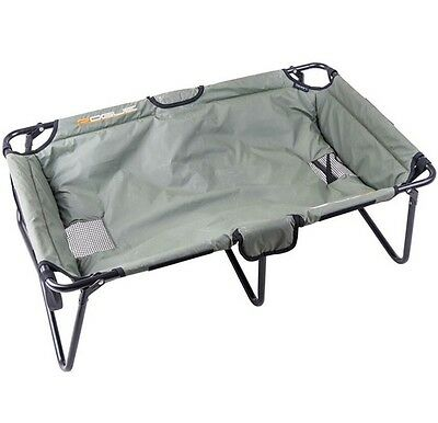 Leeda Rogue Carp Cradle Unhooking Mat - H8051 NEW Carp Fishing Green • 37.99£