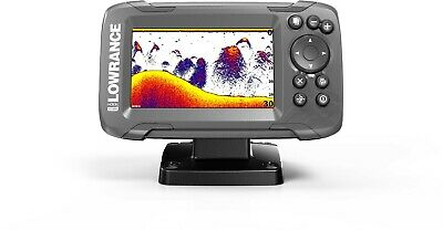 Lowrance Hook 2 4X Bullet Skimmer GPS Fishfinder NEW Fishing Echo Sounder • 125.99£