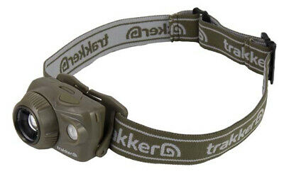Trakker Nitelife Headtorch 580 Zoom NEW Carp Fishing Head Lamp 221111 • 49.99£