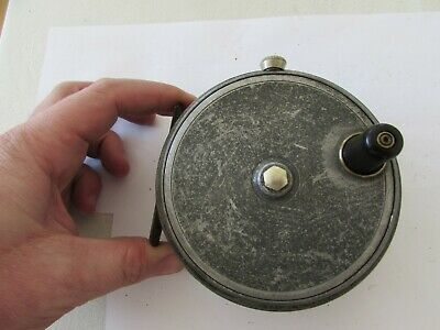 V Good Rare Vintage JW Youngs 10B Salmon Fly Fishing Reel 4.5  • 329.99£