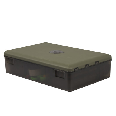 Korda Tackle Box TackleBox NEW Carp Fishing Tackle Storage - KBOX6 • 35.99£