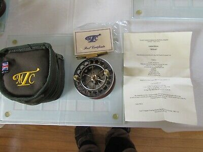 Rare Garry Mills Mill Tackle Millbrook Centrepin Fishing Reel RHW 1 Of Only 2  • 849.99£