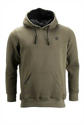 Nash Tackle Hoody Green *All Sizes, Small To 5XL* Fishing Clothing Hoodie NEW • 39.99£