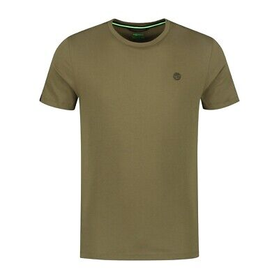 Korda Kore Round Neck Tee Olive *All Sizes* Fishing T-Shirt NEW • 14.99£