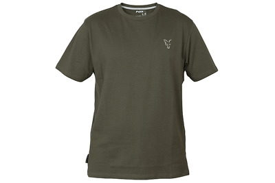Fox Collection Green/Silver T-Shirt • 19.99£