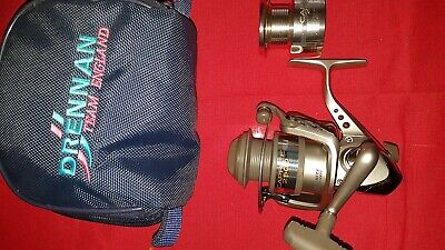 Daiwa Caprice 2500 Reel With Spare Line Reel • 20£