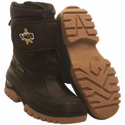 Brand New Vass Fleece Lined Boots With Strap - All Sizes Available • 58.25£