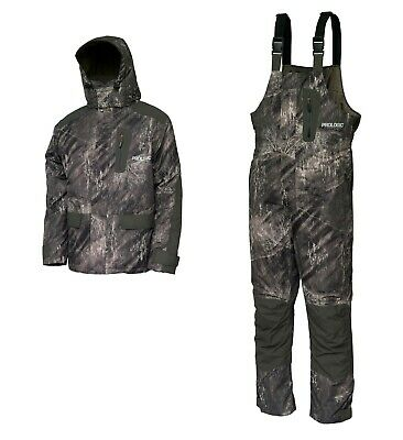 Prologic HighGrade RealTree Thermo Suit *All Sizes* NEW Carp Fishing Suit • 89.99£
