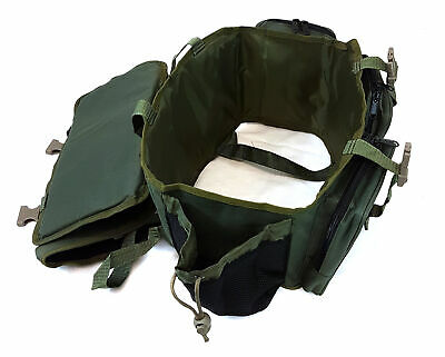 New Sea Fishing Seat Box Rucksack Converter • 14.95£