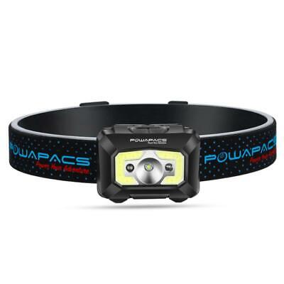 Powapacs Ultralite Headlamp NEW Carp Fishing Head Torch Camping Equipment • 34.99£