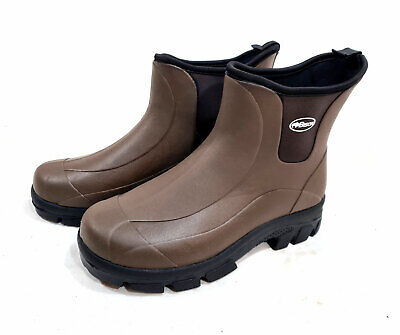 Bison Neoprene Garden Ankle Wellington Muck Fishing Bivvy Boot • 29.90£