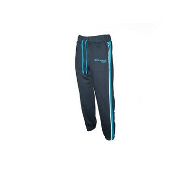 Drennan Joggers Black *All Sizes* NEW Fishing Jogging Bottoms • 29.95£