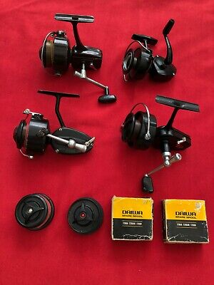 Vintage Garcia Mitchell 300 And Three Other Reels. • 15£