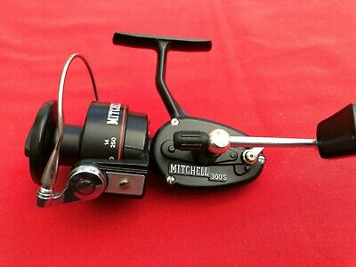 Mitchell 300s Fishing Reel With Spare Spool.Very Good Condition. • 31£