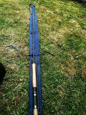 Vintage Shakespeare Radial Carbon 8ft Fly Rod • 11.50£