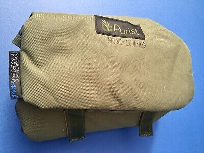 Shimano Purist Fishing Reel Covers Bag (from Rod Sling Set) NEW • 6£