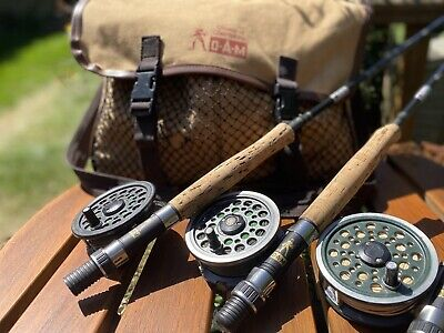 Dam Fly Fishing Equipment, Absolutely Perfect For A Beginner! • 45£