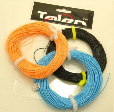 BRAND NEW TALON FLY LINE DT Or WF 4,5,6,7,8,9,10,11 Or 12, FULL 33yd FLY LINES, • 7.99£